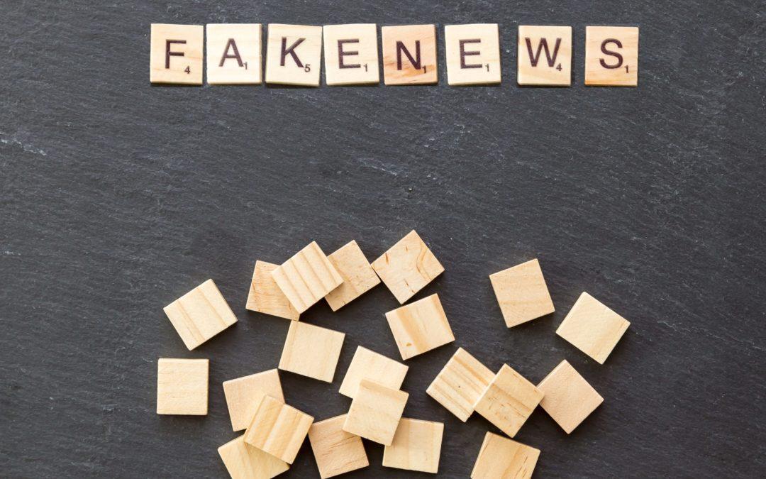 Sebastian Stodolak o fake newsach