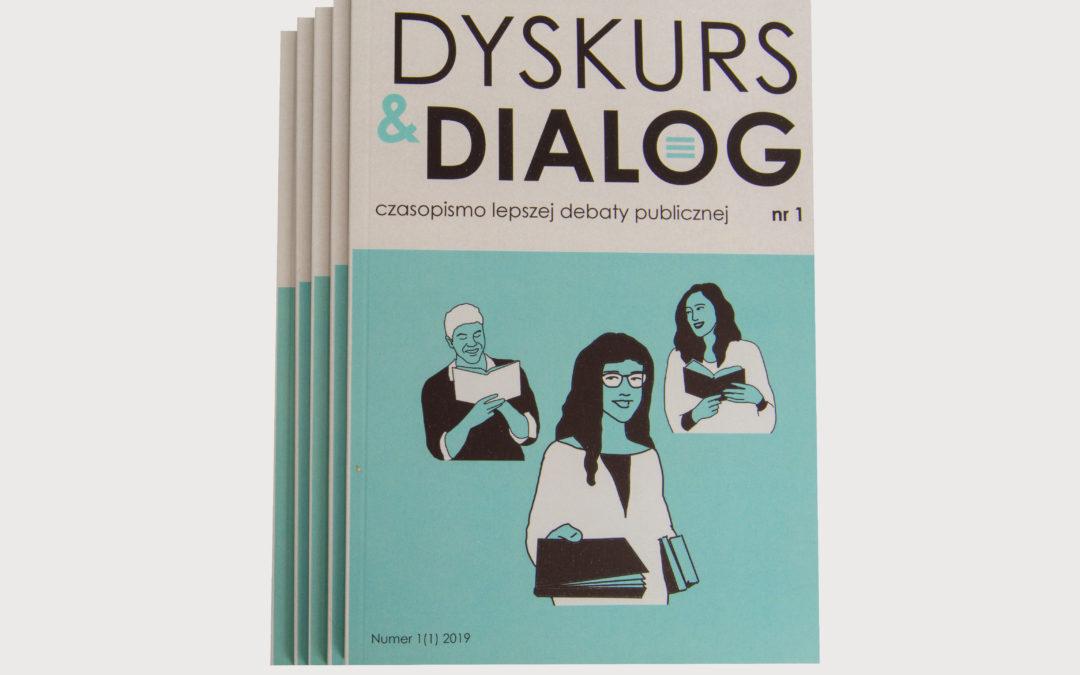 Dyskurs & Dialog. Czasopismo lepszej debaty publicznej